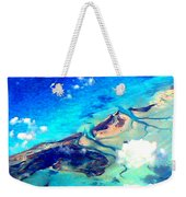 Bahama Out Island Filtered Weekender Tote Bag