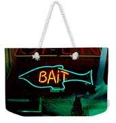 Bait Weekender Tote Bag