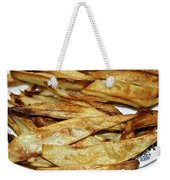 Baked Potato Fries Weekender Tote Bag