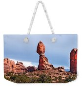 Balance Rock Weekender Tote Bag