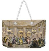 Ball, 18th Century Weekender Tote Bag by Granger