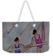 Ballerina Studio Weekender Tote Bag