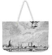 Balloon Flight, 1783 Weekender Tote Bag