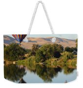 Balloons Over Horse Heaven Weekender Tote Bag