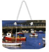 Ballycotton, Co Cork, Ireland Harbour Weekender Tote Bag