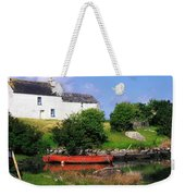 Ballycrovane, Beara Peninsula, Co Cork Weekender Tote Bag