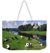 Ballyhooley, Co Cork, Ireland Friesian Weekender Tote Bag