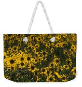 Balsamroot Field In Grand Teton Weekender Tote Bag