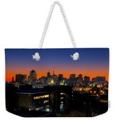 Baltimore At Sunset Weekender Tote Bag