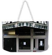Baltimore Bar Weekender Tote Bag