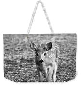 Bambi In Black And White Weekender Tote Bag