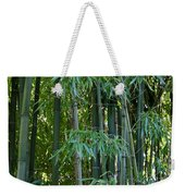 Bamboo Tree Weekender Tote Bag by Athena Mckinzie