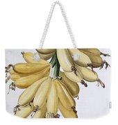 Banana Weekender Tote Bag
