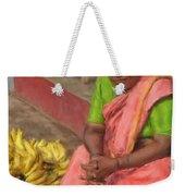 Banana Seller Weekender Tote Bag