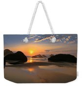 Bandon Scenic Weekender Tote Bag by Jean Noren