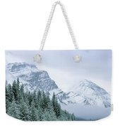 Banff National Park, Alberta, Canada Weekender Tote Bag