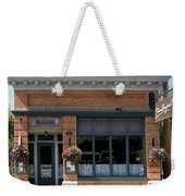 Bank Now Restaurant Weekender Tote Bag