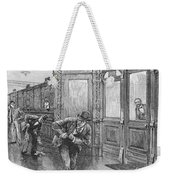 Bank Snatcher, 1890 Weekender Tote Bag