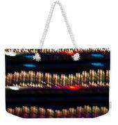 Bar Colors Weekender Tote Bag