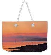 Bar Harbor Dawn Weekender Tote Bag