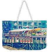 Bar Harbor Maine Weekender Tote Bag