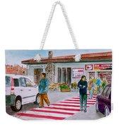 Bar Ristorante Mt. Etna Sicily Weekender Tote Bag