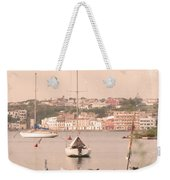 Barbara Weekender Tote Bag