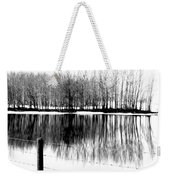 Barbed Water Weekender Tote Bag