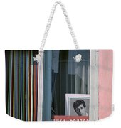 Barber. Belgrade. Serbia Weekender Tote Bag