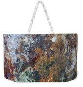 Bark Abstract Weekender Tote Bag