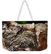 Bark Weekender Tote Bag by Christopher Gaston