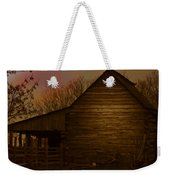 Barn After Lightroom Weekender Tote Bag