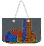 Barn And Silo Weekender Tote Bag