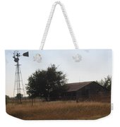 Barn And Windmill Weekender Tote Bag