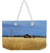 Barn And Windmill Stand Weekender Tote Bag