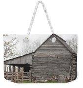 Barn Before Lightroom Weekender Tote Bag