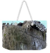Barn From Below Weekender Tote Bag