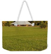 Barn Near Murphy Weekender Tote Bag