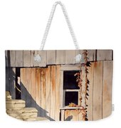 Barn Window Weekender Tote Bag