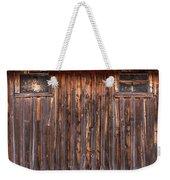 Barnside Number 3 Grand Tetons Weekender Tote Bag