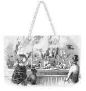 Barnums Museum, 1853 Weekender Tote Bag