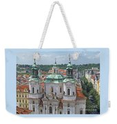 Baroque Beauty Weekender Tote Bag