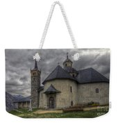 Baroque Church In Savoire France 6 Weekender Tote Bag
