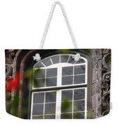 Baroque Style Window Weekender Tote Bag