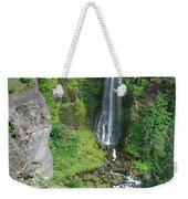 Barr Creek Falls Weekender Tote Bag