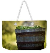 Barrel Of Collards Weekender Tote Bag