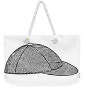 Baseball Cap, C1900 Weekender Tote Bag by Granger