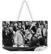 Baseball Crowd, 1962 Weekender Tote Bag