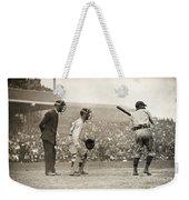 Baseball Game, 1908 Weekender Tote Bag