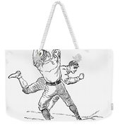 Baseball Players, 1889 Weekender Tote Bag